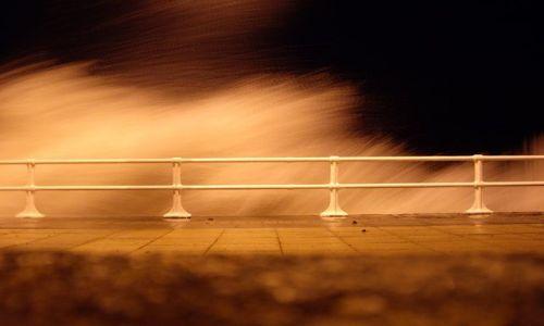 Zdjecie WALIA / brak / Aberystwyth / sztorm
