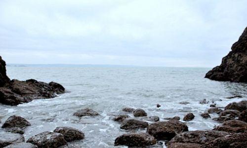 Zdjecie WALIA / Poludniowa Walia / St.Ishmael / Na otwarte morze