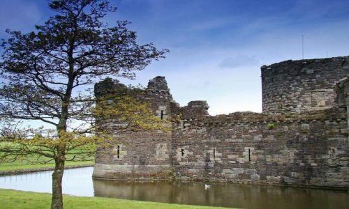 Zdjecie WALIA / North West-  Welsh / Beaumaris   / Beaumaris Castle