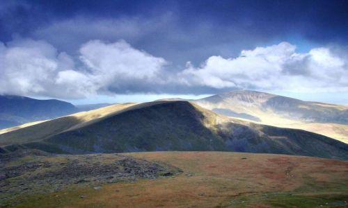 Zdjecie WALIA / North West-  Welsh / Snowdon / droga powrotna