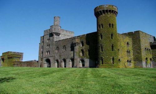 Zdjecie WALIA / North- Welsh / Llandygai / Penrhyn Castle
