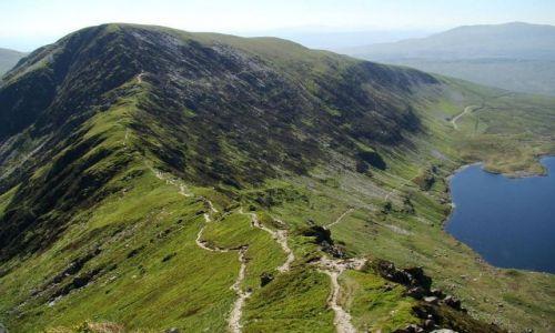 Zdjecie WALIA / Snowdonia National Park / Snowdonia National Park / sciecha  w  dol  ! :))))