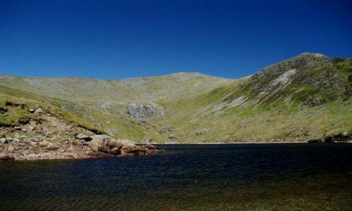 Zdjecie WALIA / Snowdonia National Park / Snowdonia National Park / oczko wodne okazalo sie dosc duze :)))