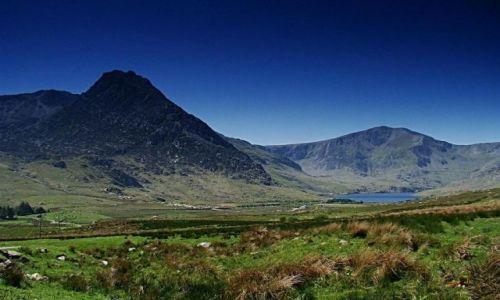 Zdjecie WALIA / Snowdonia National Park / Snowdonia National Park / pozegnanie  z   Walia