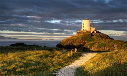 Zdjecie WALIA / Anglesey / Llanddwyn Island / Llanddwyn Islan