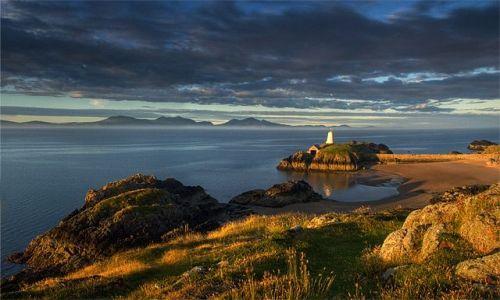 Zdjecie WALIA / Anglesey / Llanddwyn Island / Llanddwyn Island
