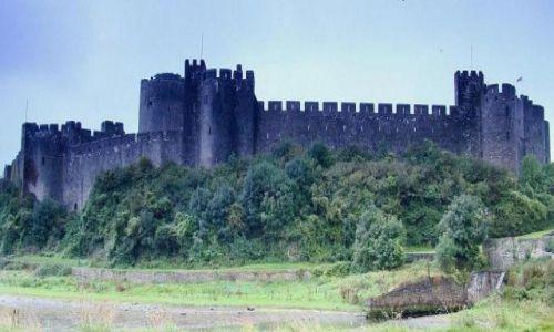 Zdjęcie WALIA / Cornwalia / Pembroke / Pembroke Castle