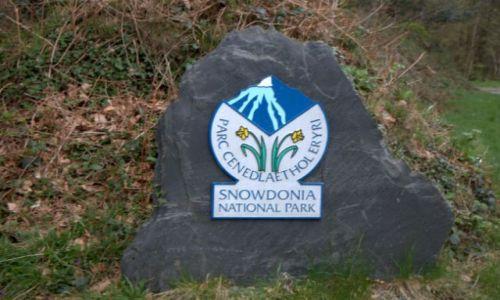 Zdjecie WALIA / Polnocna Walia / Najwyzsze gory Anglii i Walii / Snowdonia
