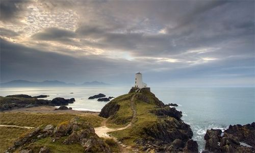 Zdjecie WALIA / Conwy / Llanddwyn Island / Llanddwyn Islan