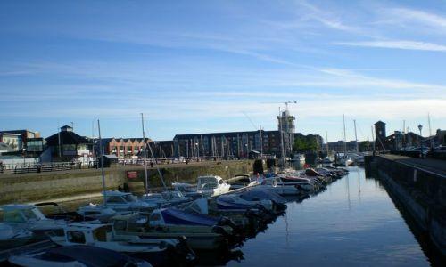 Zdjęcie WALIA / - / Swonsea / Port jachtowy
