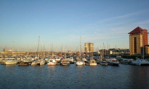 Zdjęcie WALIA / - / Swonsea / Port jachtowy.