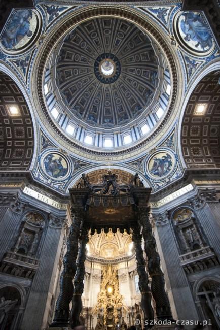 Zdjęcia: Watykan, Watykan, Ołtarz, WATYKAN