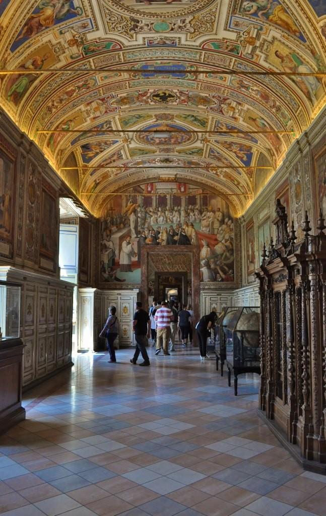 Zdjęcia: Rzym, Lazio, Muzeum watykańskie, WATYKAN