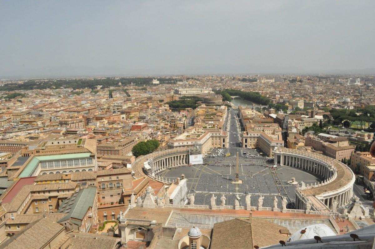Zdjęcia: Watykan, Lazio, Watykan, plac św. Piotra, WATYKAN