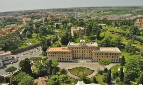WATYKAN / Lazio / Rzym / Państwo Watykan