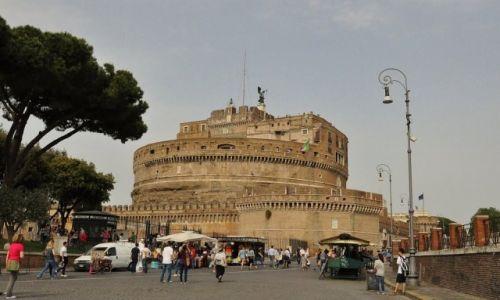 Zdjęcie WATYKAN / Lazio / Rzym / Rzym, zamek aniołów
