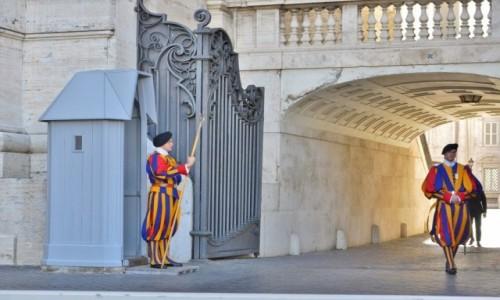 Zdjęcie WATYKAN / Lazio / Rzym / Watykan, Bazylika św. Piotra