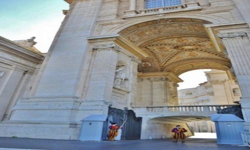 WATYKAN / Lazio / Rzym / Watykan, Bazylika św. Piotra