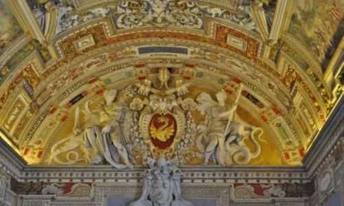 Zdjęcie WATYKAN / Lazio / Rzym / Muzeum watykańskie