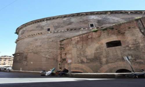 Zdjecie WATYKAN / Lazio / Rzym / Rzym, Panteon
