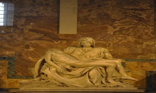 Zdjecie WATYKAN / Lazio / Watykan / Pieta Michała Anioła