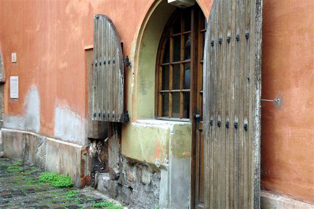 Zdjęcia: budapeszt, Średniowieczna kamienica, WĘGRY