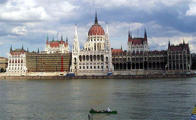 Zdj�cia: Budapeszt, Stolica, Parlament, W�GRY
