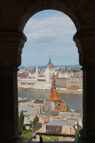 Zdj�cia: Budapeszt, Widok na Parlament, W�GRY