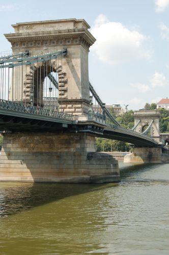 Zdjęcia: Budapeszt, Most na Dunaju, WĘGRY
