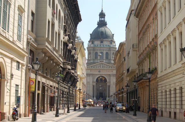 Zdjęcia: Budapeszt, Katedra św. Stefana, WĘGRY