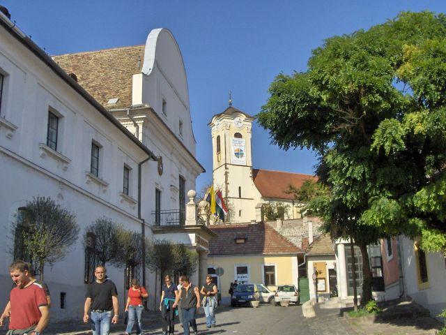 Zdjęcia: Szentendre, Peszt, Rynek, WĘGRY