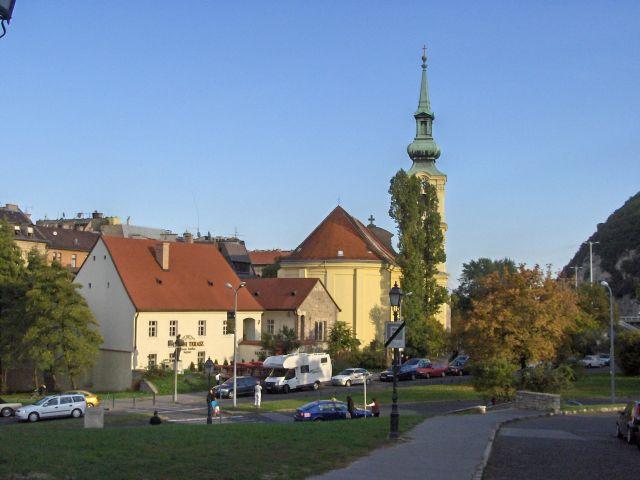 Zdjęcia: Budapeszt, Peszt, Kościół, WĘGRY