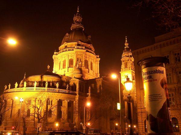 Zdjęcia: Budapeszt, Bazylika, WĘGRY