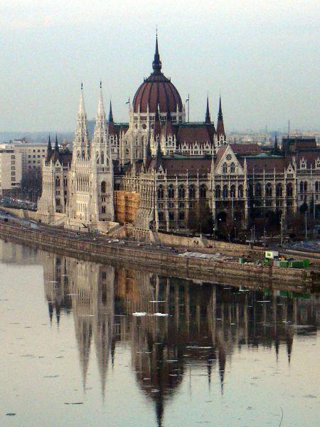 Zdjęcia: Budapeszt, Parlament, WĘGRY