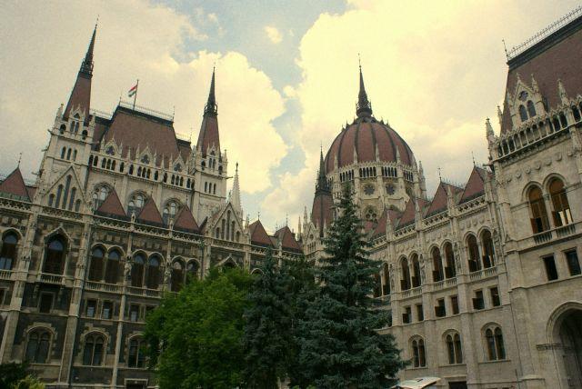Zdj�cia: Budapeszt, Parlament, W�GRY