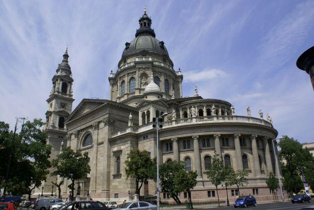 Zdjęcia: Budapeszt, katedra, WĘGRY