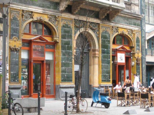 Zdjęcia: Budapeszt, buda cafe, WĘGRY