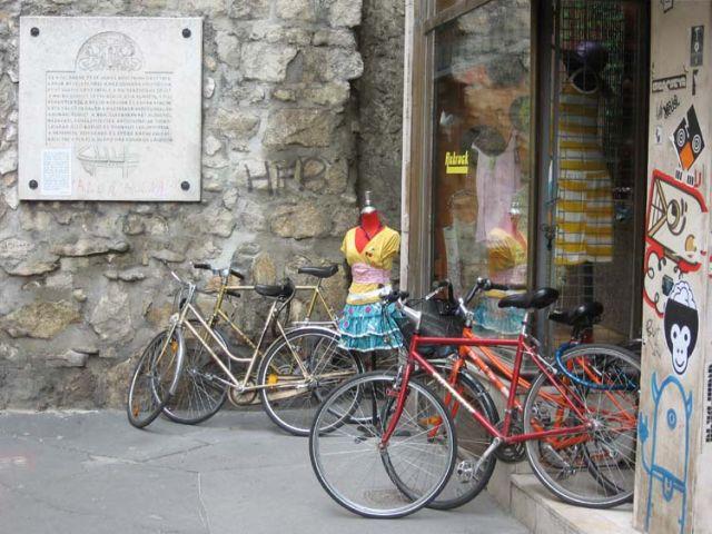 Zdjęcia: Budapeszt, buda bike, WĘGRY