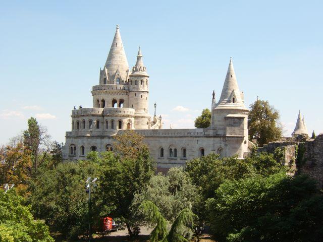 Zdjęcia: Budapeszt, Budapeszt, Wzgórze zamkowe, WĘGRY