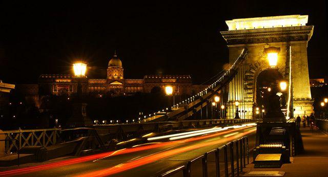 Zdjęcia: Budapeszt, Budapeszt noca 2, WĘGRY