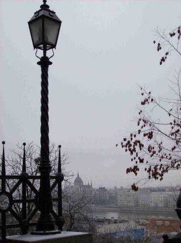 Zdjęcia: Węgry, Budapeszt, Widok na parlament, WĘGRY