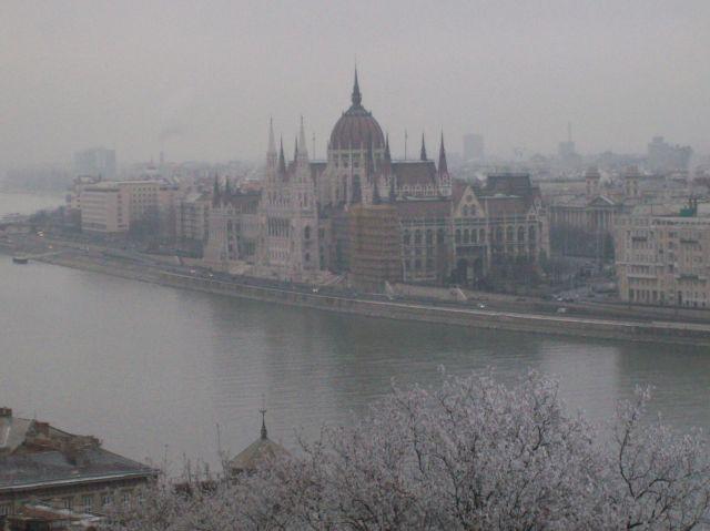 Zdjęcia: Węgry, Budapeszt, Parlament, WĘGRY