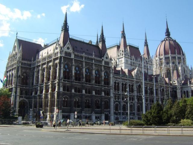 Zdjęcia: Budapeszt, Budapeszt, Parlament, WĘGRY