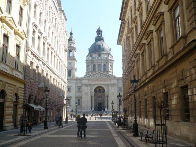 Zdjęcia: BAzylika, Budapeszt, Bazylika św.Stefana, WĘGRY