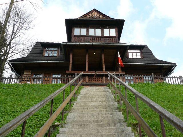 Zdjęcia: Zakopane, Tatry, Muzeum Kasprowicza, WĘGRY
