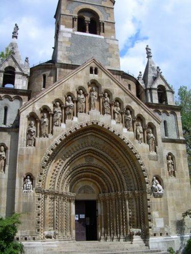 Zdjęcia: Budapeszt, średniowieczne zabytki, WĘGRY