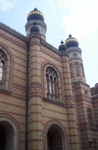 Zdjęcia: Budapeszt, Synagoga, WĘGRY