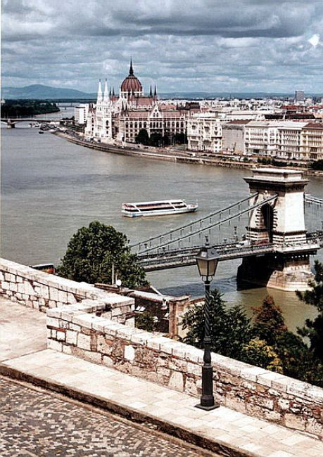 Zdjęcia: Budapeszt, Widok na Budapeszt, WĘGRY