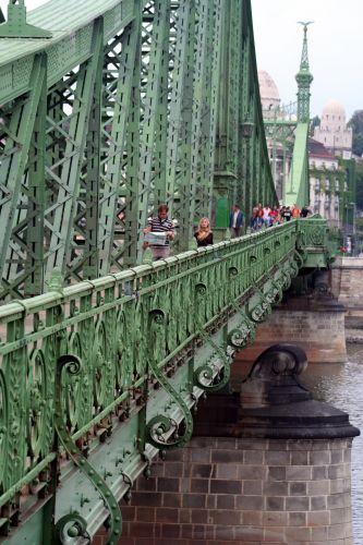 Zdjęcia: Budapeszt, Budapeszt, Most na Dunaju, WĘGRY