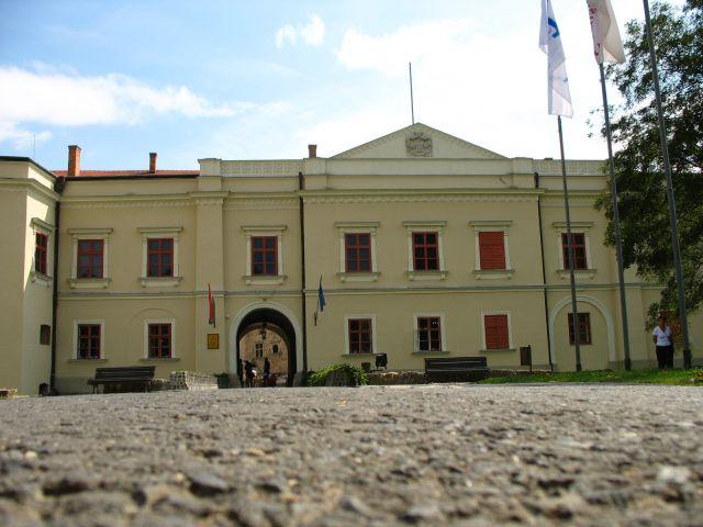 Zdjęcia: ., północne Węgry, zamek Rakoczego, WĘGRY
